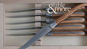 Laguiole Steakmesser Schweiz