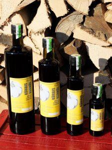Pepi's steirisches Kürbiskernöl ggA Glasflaschen