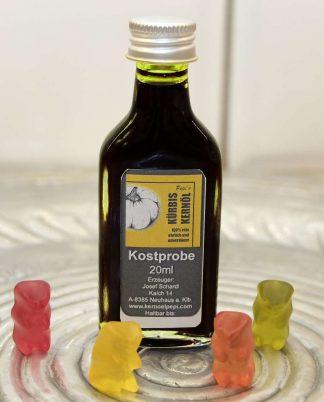 Pepi´s Kürbiskernöl Kostprobe 20ml